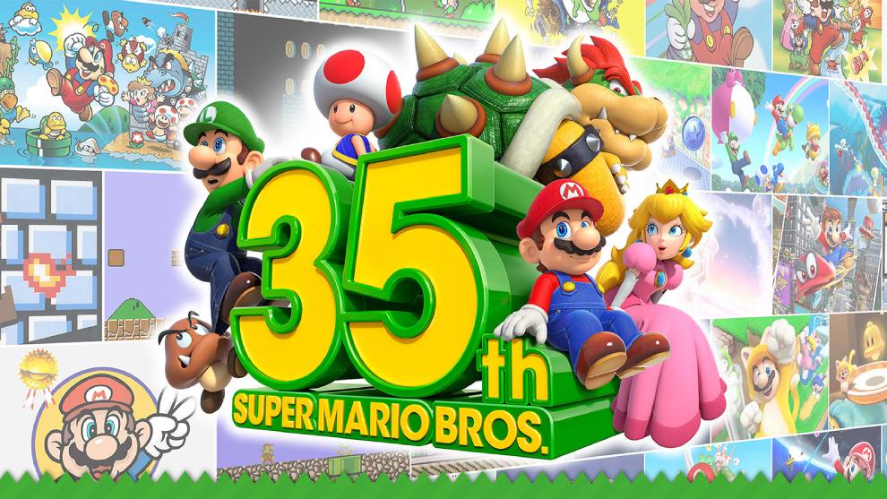 Mario Bros tendrá una serie de relanzamientos