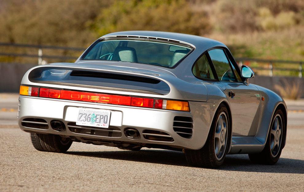 En Estados Unidos, los coches amparados en la ley 'Muestra y exhibición' no pueden superar los 2.500 km anuales.