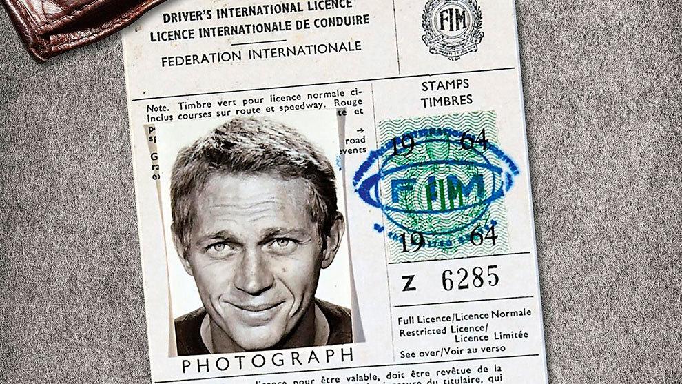 McQueen competía incluso a alto nivel incluso siendo ya una leyenda...