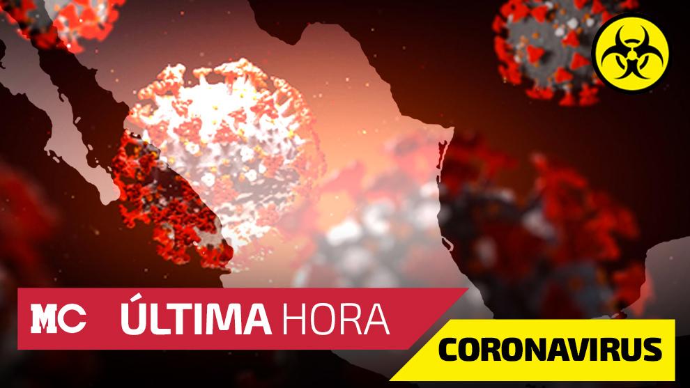 Casos de coronavirus en México; contagios y muertes por Covid-19. |