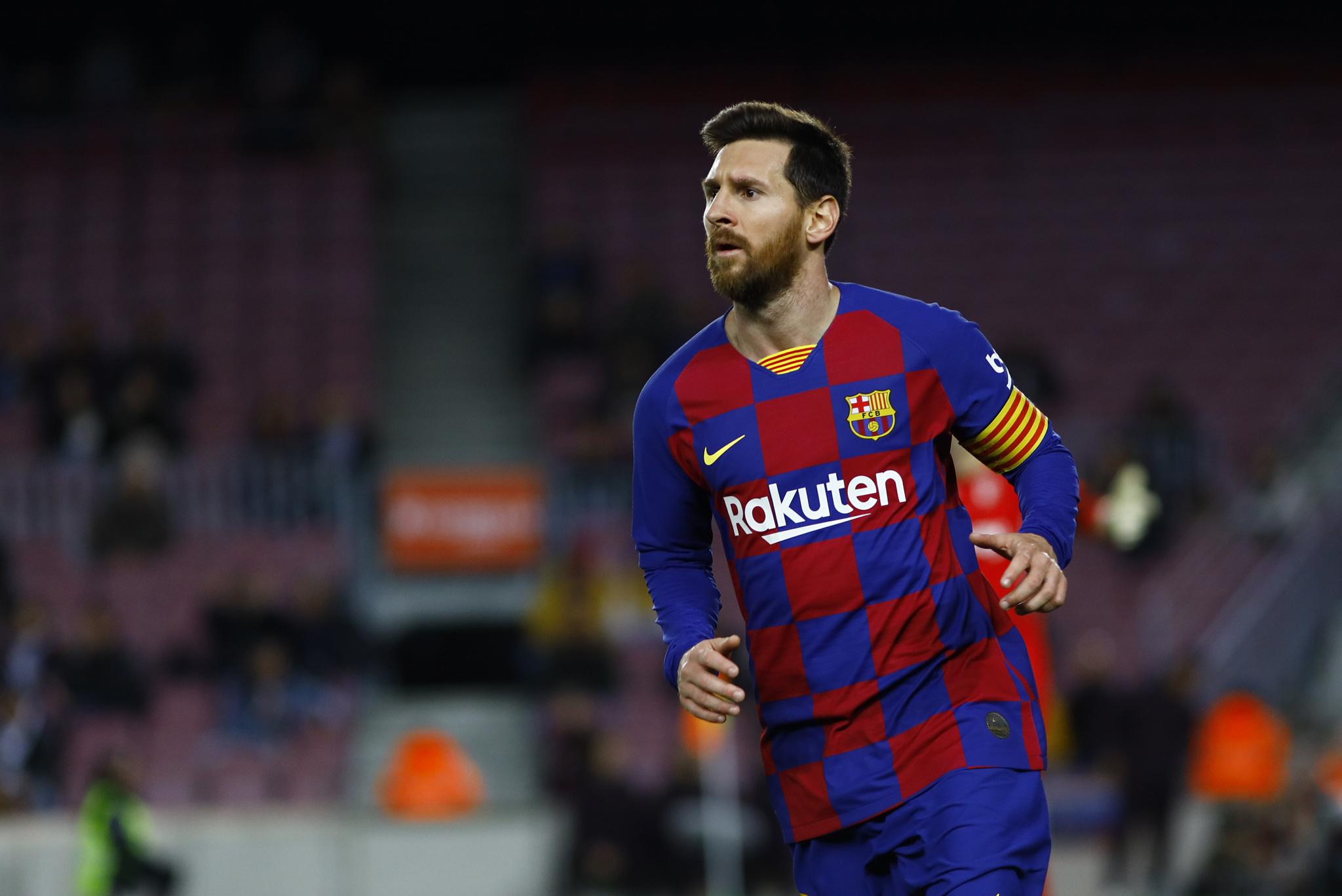 """Messi se queda en el Barcelona hasta 2021: """"Jamás iría a juicio contra el club de mi vida"""""""