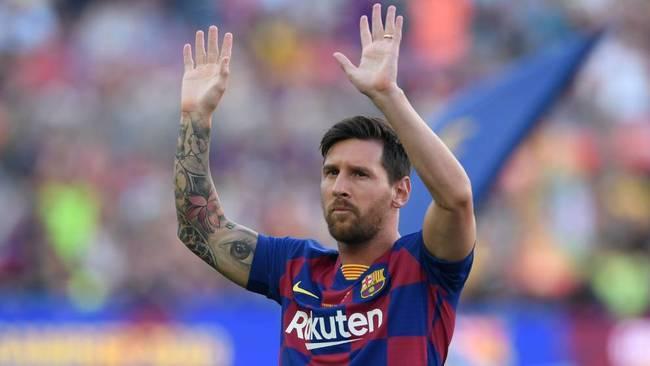 """Messi se queda en el Barcelona: """"Nunca iré a juicio contra el club de mi vida"""""""