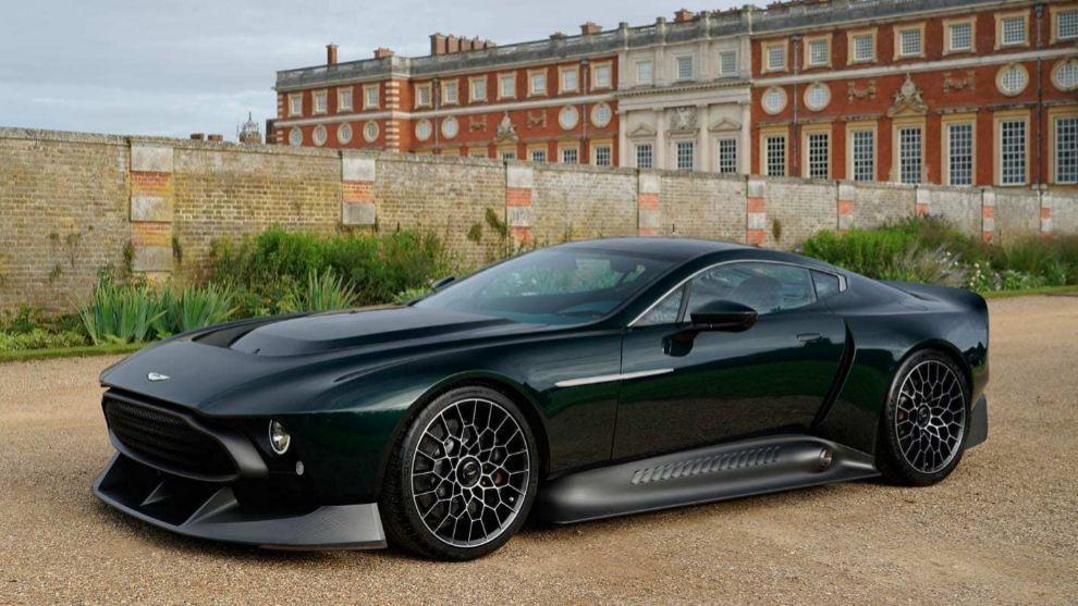 Aston Martin Victor: un hypercar único con 847 CV... y cambio manual