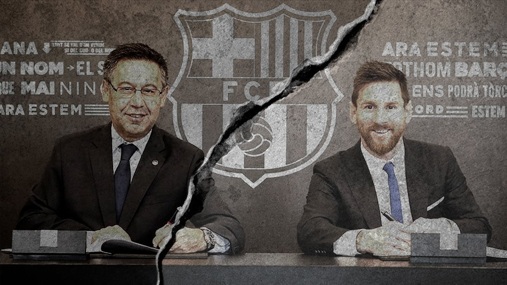 Messi hits out at Bartomeu: He did not keep his word