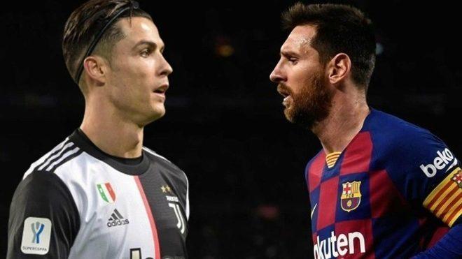 Messi rejette le défi de Cristiano Ronaldo de le rejoindre en Serie A