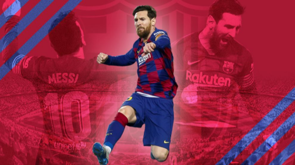Barcelona Official Lionel Messi To Stay At Barcelona Marca In English