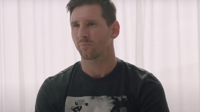 Messi se queda... pero con muchos 'peros': la entrevista más esperada