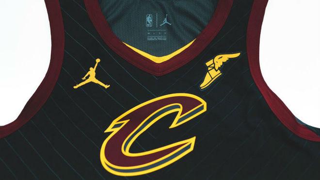 Los aficionados de los Cavaliers montan en cólera por culpa... del logo de Jordan