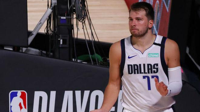 Doncic, en el top 10 de la Liga según el NBA 2K21