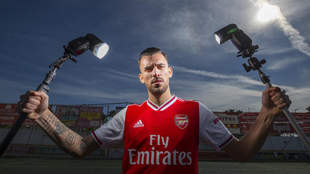 Oficial: Dani Ceballos vuelve cedido al Arsenal