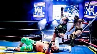 CMLL: volvió la lucha libre tras pandemia de Coronavirus.