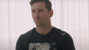 Messi se queda... pero con muchos 'peros': la entrevista íntegra