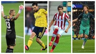 El Inter y Llorente, el United puja por el nuevo Varane, destino de Cavani...