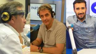 La opinión de Paco González, Manolo Lama y Juanma Castaño de la continuidad de Messi