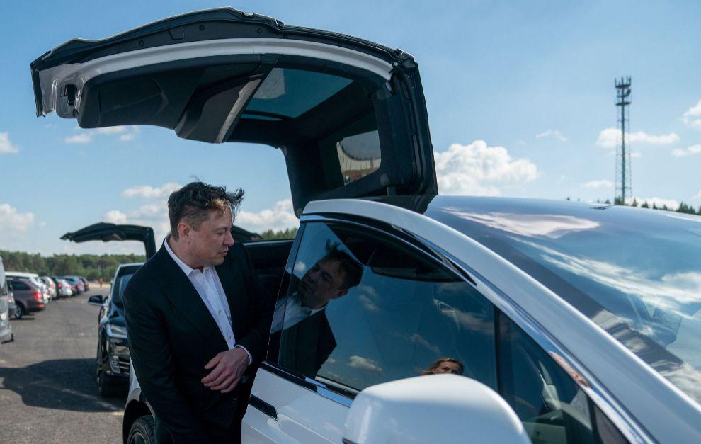 Parece que los Tesla no fueron los únicos coches a los que se subió...