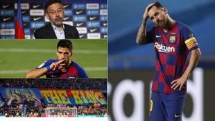 Las consecuencias de la continuidad de Messi