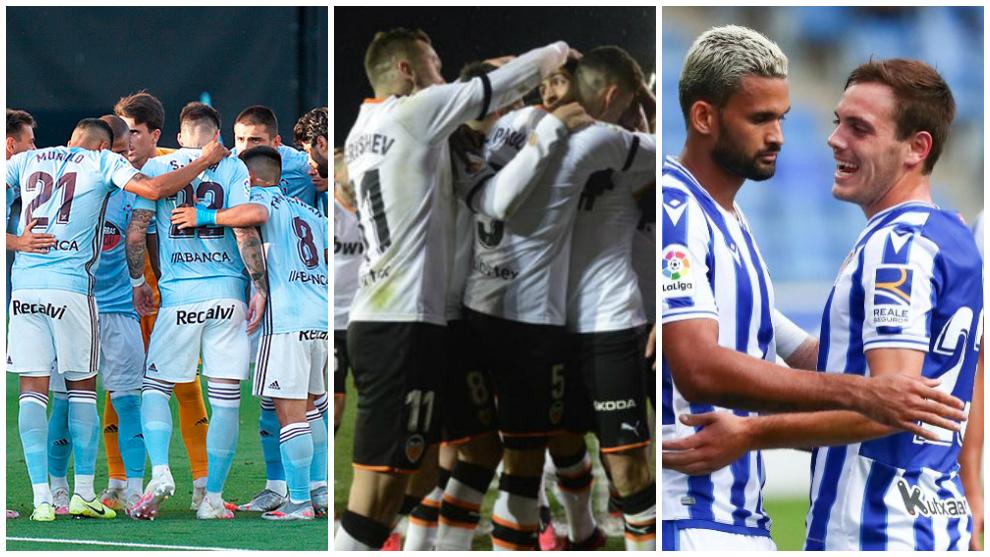 Amistosos de pretemporada: Celta de Vigo - Sporting de Gijón, Valencia - Cartagena, Betis - Granada, SC Braga - Real Valladolid y más