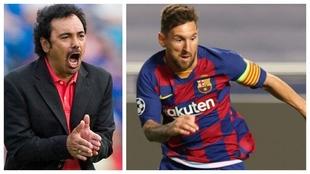 """La rajada de Hugo Sánchez contra Messi: """"A joderse y a aguantarse un añito más"""""""