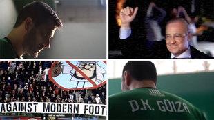 """El spot del Sanluqueño de ¿D.K.? Güiza que pone los pelos de punta: """"Estamos perdiendo el fútbol"""""""