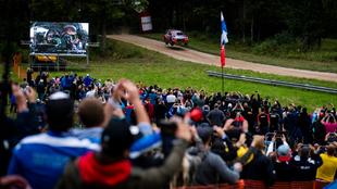 Ott Tänak logra en el rally de casa su primer triunfo mundialista con...