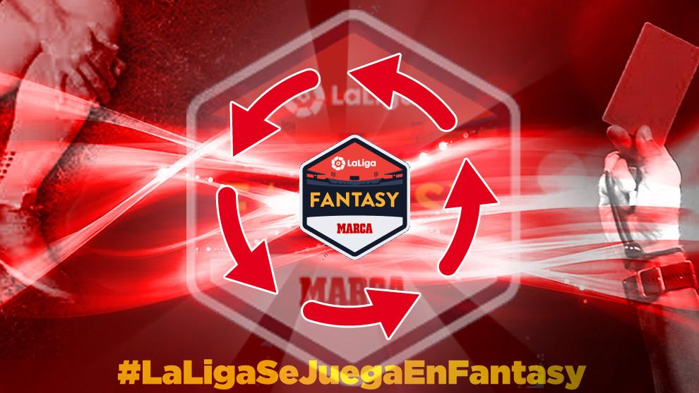 Bajas, lesionados y sancionados de LaLiga para la jornada 11 de Primera...
