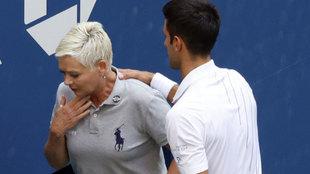 Última hora: reacciones a la polémica descalificación de Djokovic, ¿es justa la sanción?