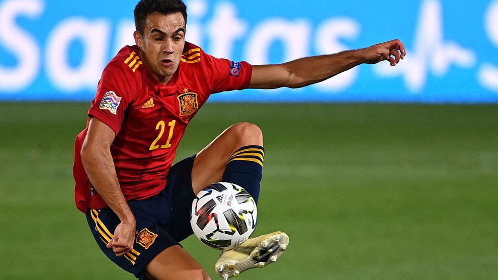 'Hola España, soy Sergio Reguilón y quiero ser el lateral de la selección'