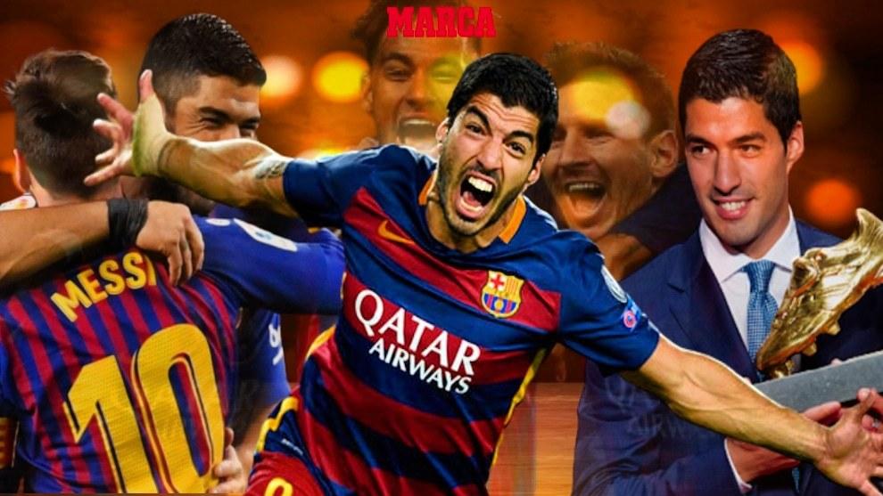 Luis Suarez: Le meilleur attaquant de l'histoire de Barcelone?