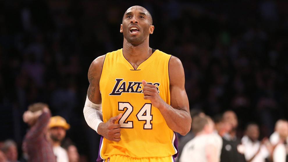 Kobe Bryant sigue siendo talismán para los Lakers