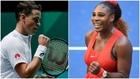 Vasek Pospisil y Serena Williams dan inicio a la jornada