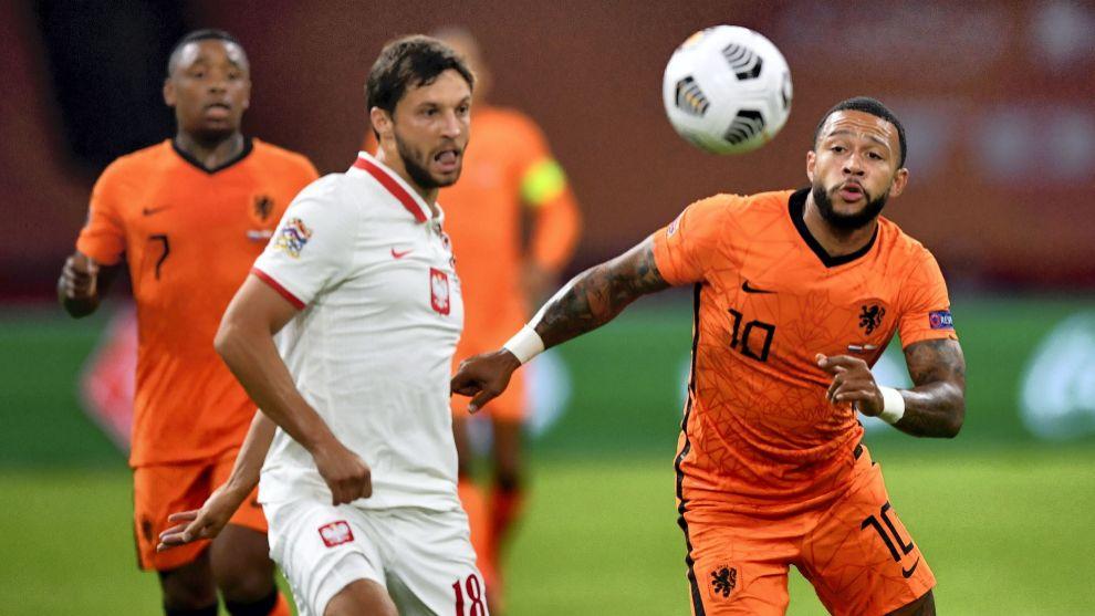 La UEFA Nations League en directo: Holanda - Italia, Bosnia - Polonia, Austria - Rumanía, Irlanda del Norte - Noruega...