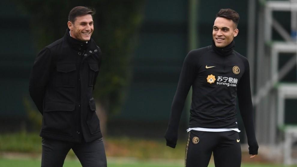 Zanetti: Il n'y a pas de discussions entre l'Inter et Barcelone à propos de Lautaro
