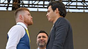 Chávez Jr considera que el Canelo Álvarez no es un boxeador de...