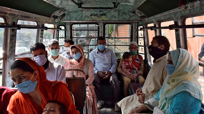 El epicentro de la pandemia regresó al continente asiático.