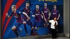 Messi, en una imagen publicitaria.