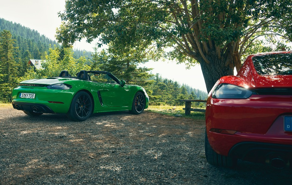 El tono Verde Pitón se suma a la gama de colores.