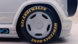 Los neumáticos slicks son dignos del mejor circuito.