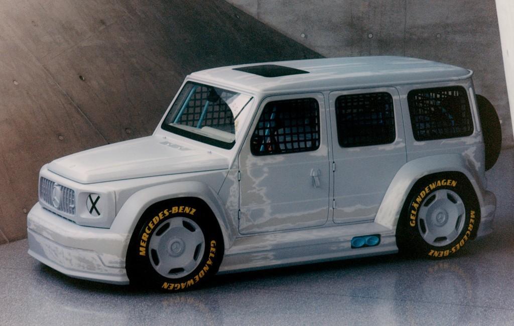 Sólo a través de la maqueta se ha mostrado una imagen completa del vehículo.