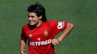 Luka Romero debutó en Primera División contra el Real Madrid.