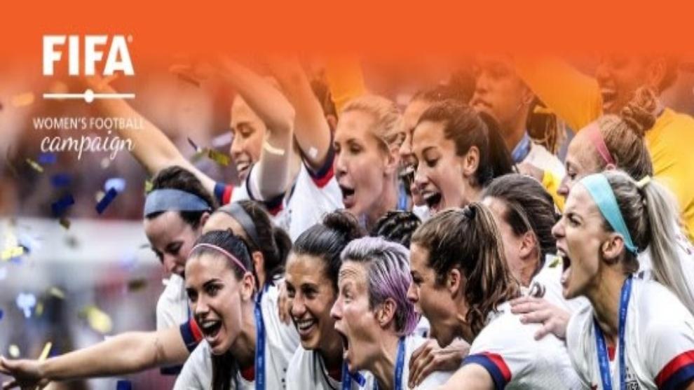 El plan de la FIFA para seguir impulsando el desarrollo del fútbol femenino
