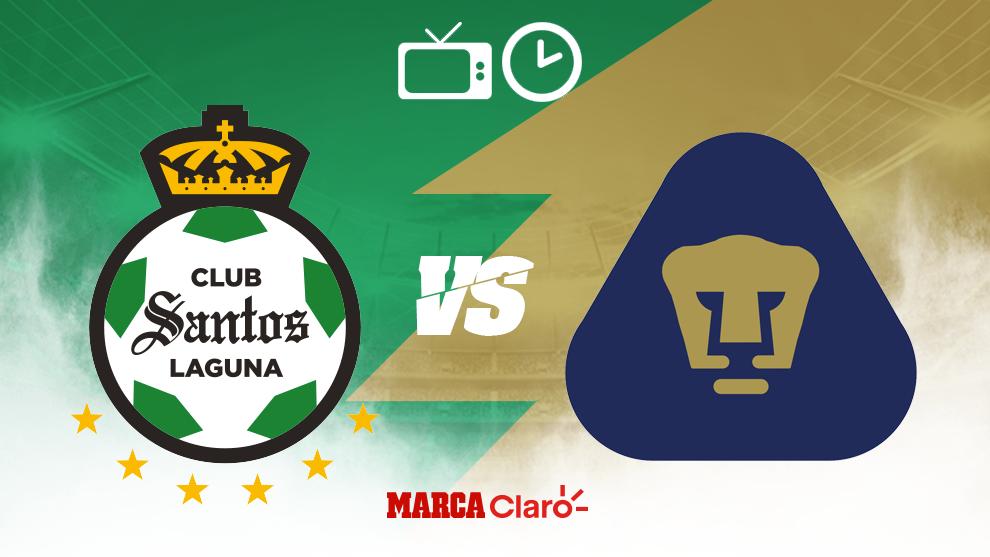 declarar Norteamérica gusano  Partidos de hoy: Santos vs Pumas hoy en vivo: Horario y dónde ver el  partido de la jornada 9 de la Liga MX Apertura 2020   MARCA Claro México