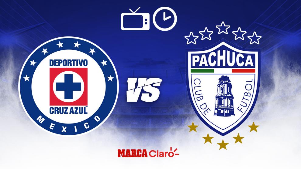 Cruz Azul vs Pachuca: horario para ver hoy 9 de septiembre en vivo el...