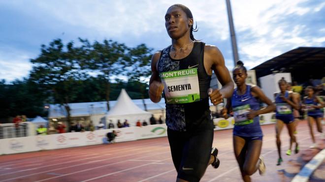 Suiza desestima la apelación de Semenya en su conflicto con World Athletics