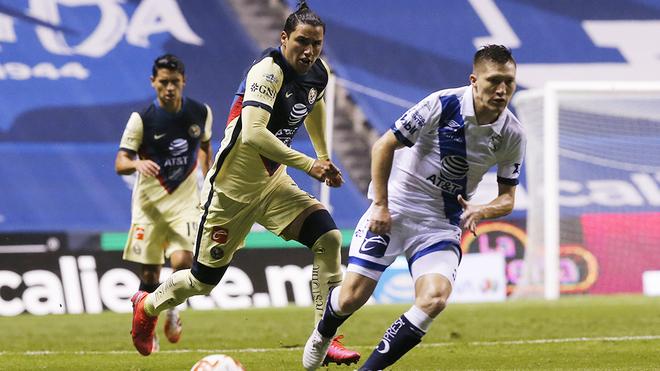 Club América vs Puebla F.C. hoy en vivo y en directo online la...