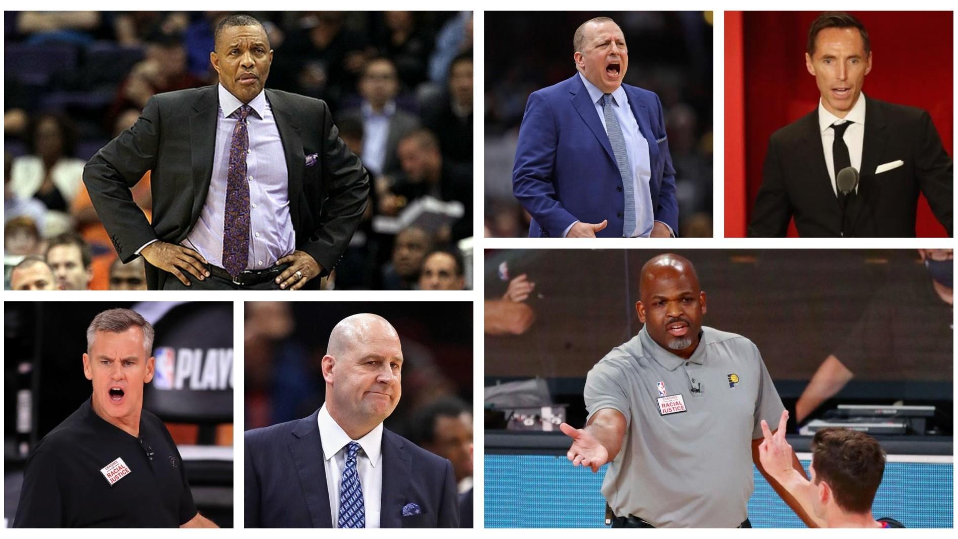 Baile de banquillos en la NBA: siete entrenadores han dejado ya su cargo