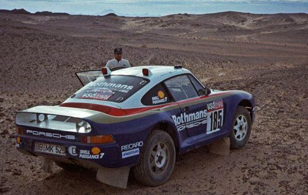 No corrió mucha suerte en el Dakar, donde se vio obligado a abandonar.