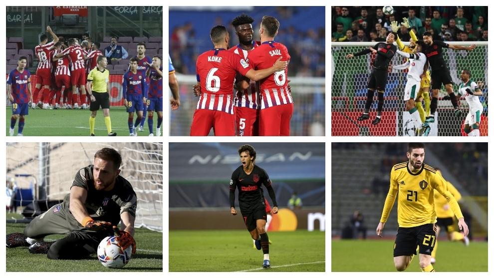 Saúl tiene razón, el Atlético puede competir con Madrid y Barcelona: Aquí los motivos