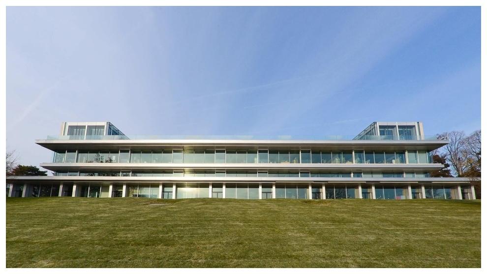 The House of European Football in Nyon