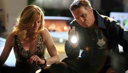 Fotograma de la serie CSI