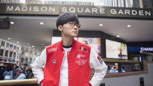 Lee Sang-hyeok 'Faker' | Riot Games